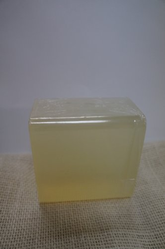 1lb Aloe Vera (all natural) Glycerin Melt and Pour Soap Base