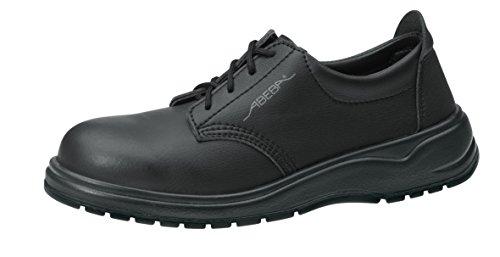Abeba Chaussures De Sécurité Chaussures De Cuisine Noir Abeba 1027, Scarpe Antinfortunistiche Uomo Nero Nero