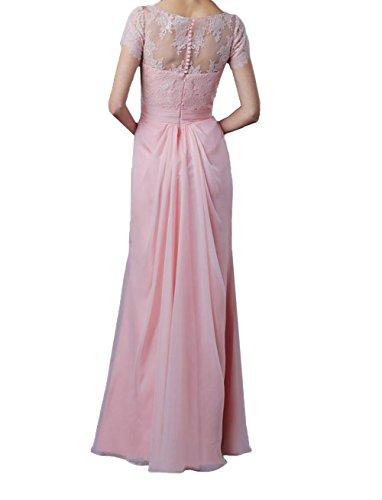 Festlichkleider Meerjungfrau Ballkleider Jugendkleider Abendkleider Spitze Grün Kurzarm Charmant Partykleider Damen mit X71cxqcOw5