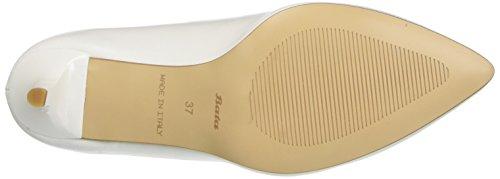 BATA 7241482, Zapatos de Tacón para Mujer Blanco (Bianco)