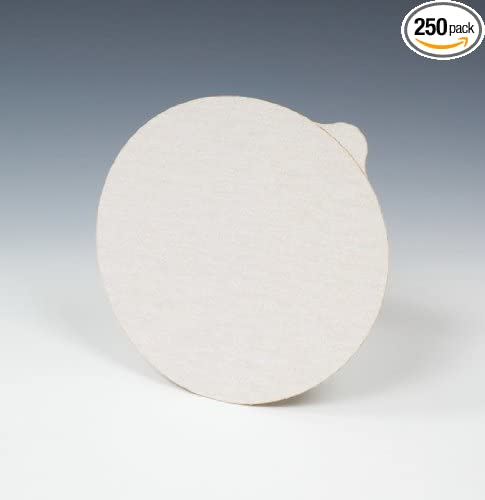 3M NX Disc Coated Aluminum Oxide Disc PRICE is per DISC 10000 Maximum RPM 6 in Dia Coarse Grade 40 Grit 31219
