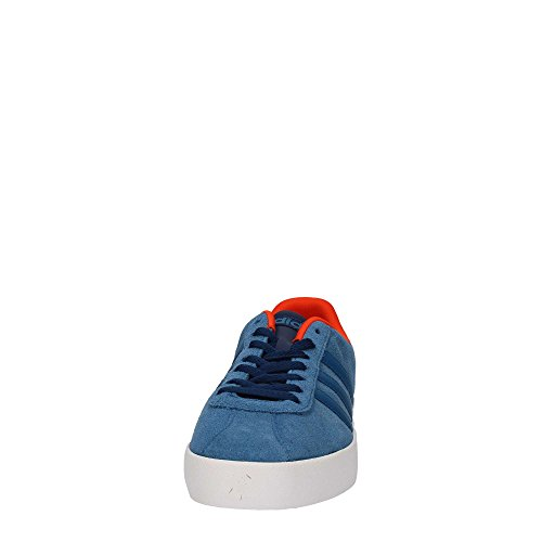 adidas Vlcourt Vulc, Zapatillas Para Hombre, Azul (Azubas/Azubas/Energi), 40 EU