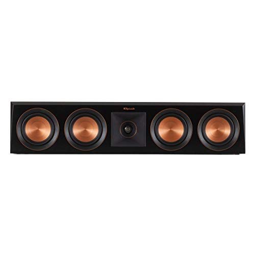Klipsch RP-404C Center Channel Speaker (Ebony)