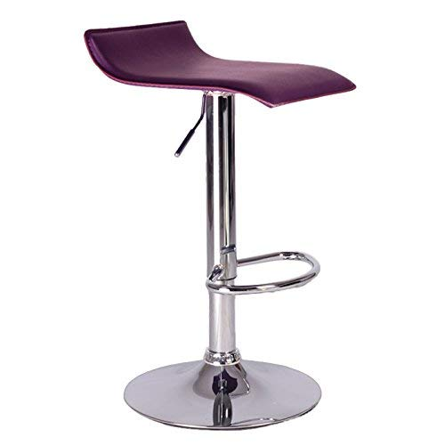 5 DEED Chair Stool - Lifting Bar Chair High Stool Bar Stool Bar Chair Coffee Shop Restaurant Mobile Store Business Counter Chair Modern Simple Adult Home Stool