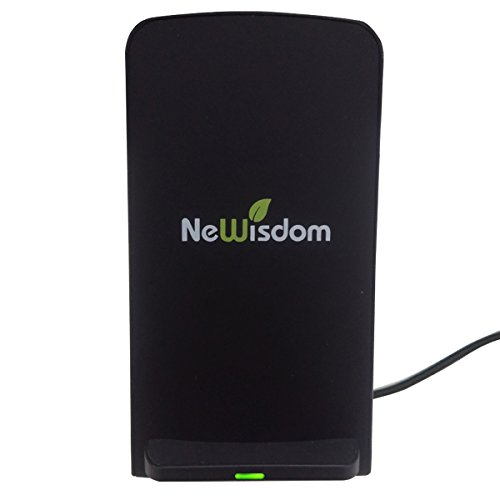 NeWisdom High Efficiency Wireless charger Qi enabled