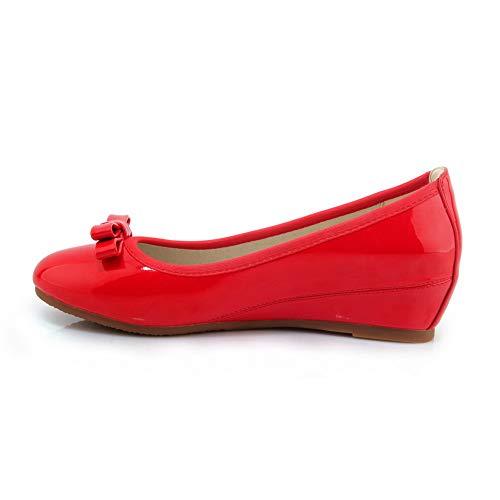 Red Mujer Mms06398 1to9 Con Sandalias Cuña wqIARxfSnX