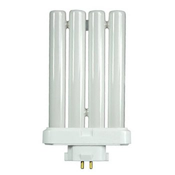 Full Spectrum Replacement Bulbs (Triangle Bulbs T50026 - FML27/65K, 27 Watt, 6500K Natural Daylight, 4-pin GX10q-4 Base, FML Compact Fluorescent Light Bulb)