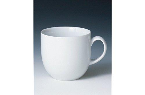 - Denby White Mug