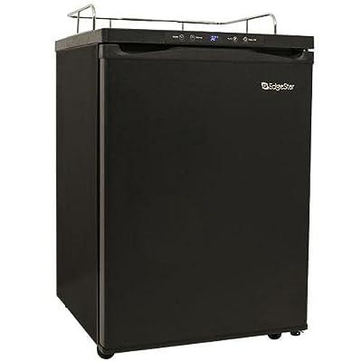 EdgeStar BR3001 24 Inch Wide Kegerator Conversion Refrigerator for Full Size Keg