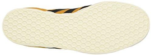 Scarpe Da Ginnastica Adidas Herren Gazelle, Gelb Gelb (giallo Tattile F17 / Core Black / Gold Met.)