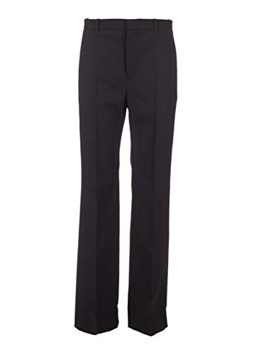 Balenciaga Luxury Fashion Womens 595066TYI201000 Black Pants | Fall Winter 19