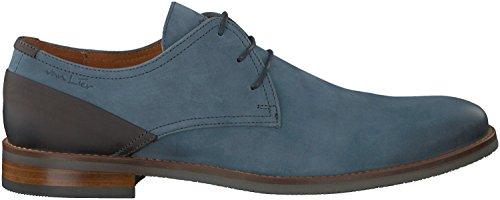 5340 Van De Lier Azul Sapatos Negócios AqHwwX