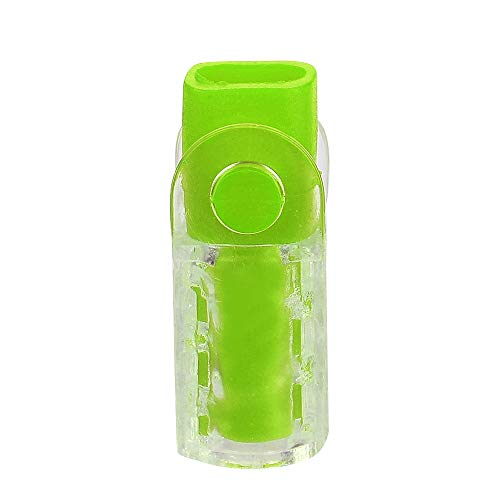 Lefthigh Cable Accessory for iPhone,10 PC USB Data Cable Line Protective Sleeve for iPhone (Green) (9' Accent Plate Green)