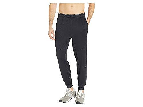 New Balance Men's R.w.t. Double Knit Pant, Black, Small