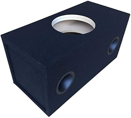 Custom Ported//Vented Sub Box Subwoofer Enclosure for 1 12 Sundown Audio ZV5 Zv.5 Z v.5 Sub Subwoofer 3 Aeroports 32 Hz Reinforced 3.0 CU FT