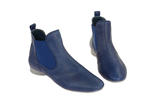 Boot 82293 Blue Classic 89 Think Women's 2 TqUHP