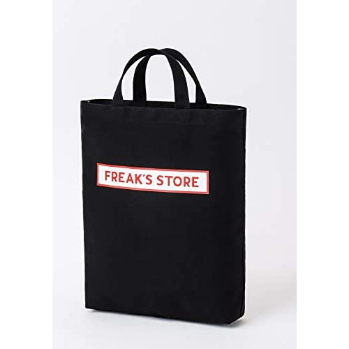 FREAK'S STORE TOTE BAG & POUCH BOOK 付録