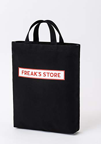 FREAK'S STORE TOTE BAG & POUCH BOOK 付録画像