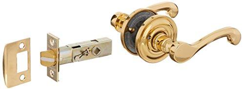 Baldwin 5445V.030.PRIV Solid Brass Door Lever