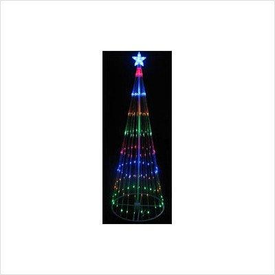 9 Led Light Show Tree