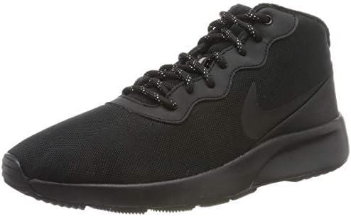 Nike Tanjun Chukka 858655 Günlük Erkek Spor Ayakkabı Siyah ...