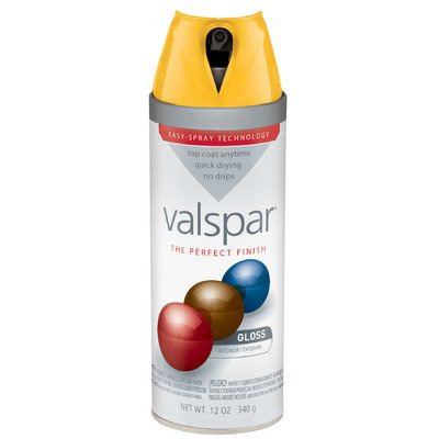 Valspar Brand 410-85010 SP 12 Oz Gold Abundance Gloss Premiu