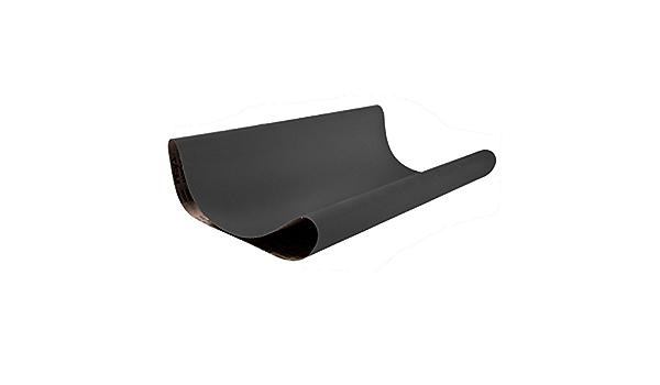 3 Width 24 Length VSM Abrasives Co. Black Fine Grade Silicon Carbide Pack of 10 Cloth Backing 3 Width 320 Grit 24 Length VSM 63360 Abrasive Belt