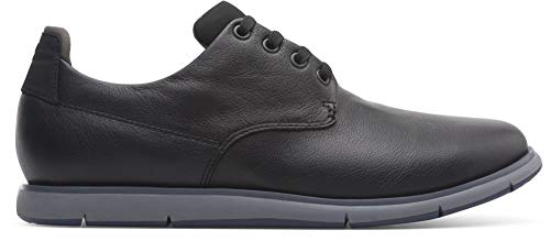 (Camper Smith K100478-001 Formal Shoes Men Black)