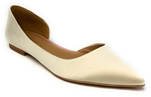 Shoes of Prey Women's Isola 0 Flats US 7 Standard (B)