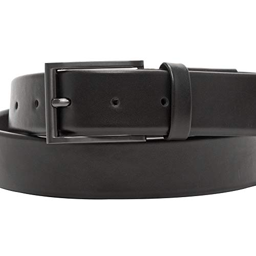 Kenneth Cole Reaction Classic Black Stretch Belt (Kenneth Cole Reaction Black Belt)