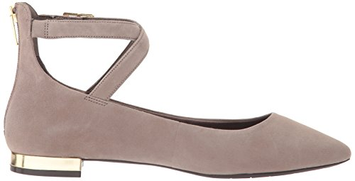 free shipping view Rockport Women's Total Motion Adelyn Anklestrap Ballet Flat Pebble Suede sale get to buy JnOhM08