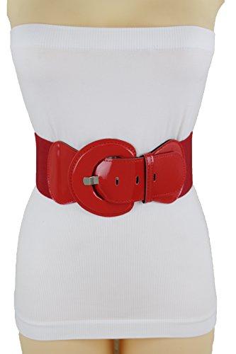 TFJ Women Fashion Belt Hip High Waist Big