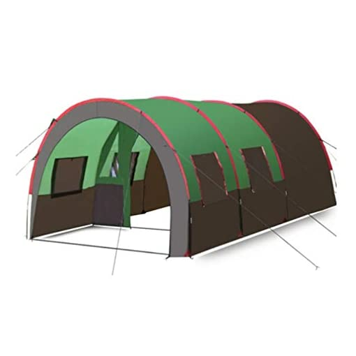 IOOkME-H-8-10-Person-Family-Camping-Tunnel-Tent-Portable-Cabin-Tent-Waterproof-Double-Layer-One-Bedroom-Two-Living-Room-for-Outdoor-Picnic-Camping-Survival-157510169