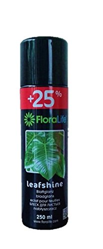Floralife Leafshine Shines and protects plant foliage (Pack of 1), 250ml