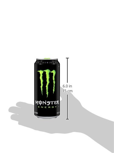 Energy Drinks Serving Size