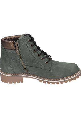 Boots 323 Rangers BLK1978 Green Vert Femme 252 704 le 1UtwOq