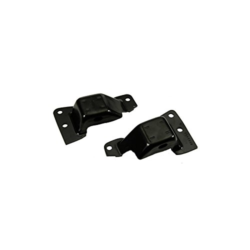 Eckler's Premier Quality Products 33-184832 Camaro Engine Frame Mounts, Small Block, 302 & 350ci,