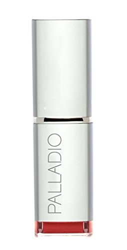 (Palladio Herbal Lipstick, Roseberry, Rich Pigmented and Creamy Lipstick, Infused with Aloe Vera, Chamomile & Ginseng, Prevents Lips from Drying, Combats Fine Lines, Long Lasting Lipstick)