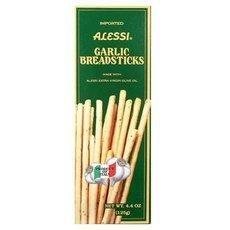 Alessi Garlic Breadsticks 12x 4.4Oz by Alessi