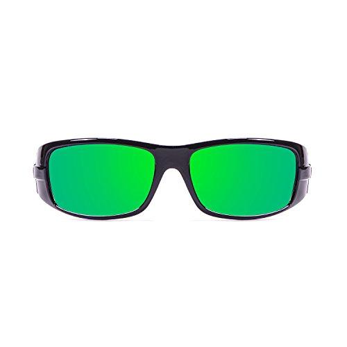 Ocean Sunglasses 11.3 Lunette de Soleil Mixte Adulte, Vert