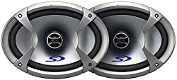 "Alpine Type-s Sps-69c2 - Car Speaker - 50 Watt - 2-way - Coaxial - 6"" X 9"""