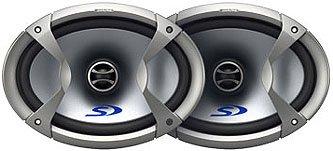 Alpine Type-S SPS-69C2 - Car speaker - 50 Watt - 2-way - coa