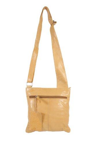 Oxbridge Satchel's, Cartable pour Femme beige beige