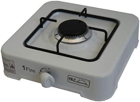 P.A.C International srl Cocina 1 fuego a gas cocina camping ...