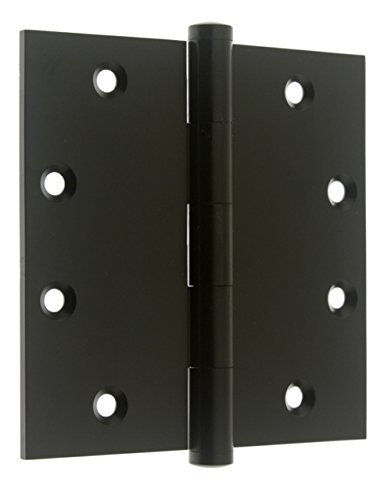 Solid Brass Mortise Hinge Finials - IDHBA 84545-019 Professional Grade Quality Solid Brass x 4-1/2