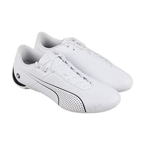 PUMA Men's BMW Future Cat Sneaker, White-Anthracite, 10 M US (Casual Future Puma Cat)