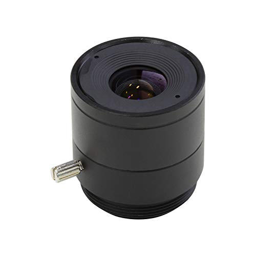 Lente Arducam Para Camara Raspberry Pi Hq 8mm CS Lens