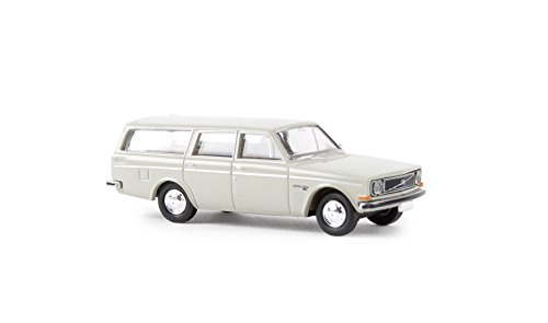 1968-73 Volvo Series 145 Station Wagon - Assembled - Gray