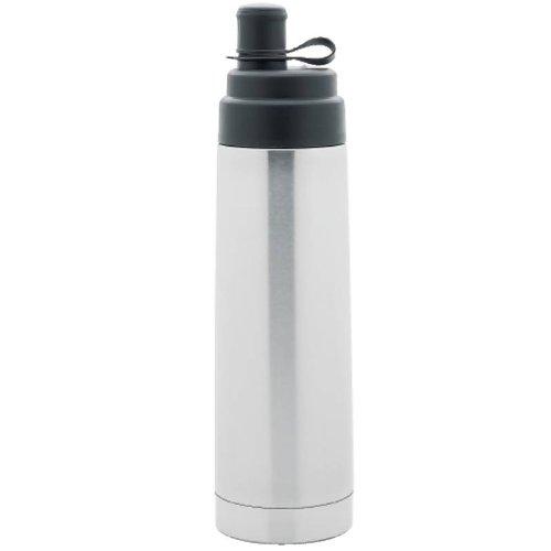 (Maxam 17oz 18/8 Stainless Steel Sport Bottle)