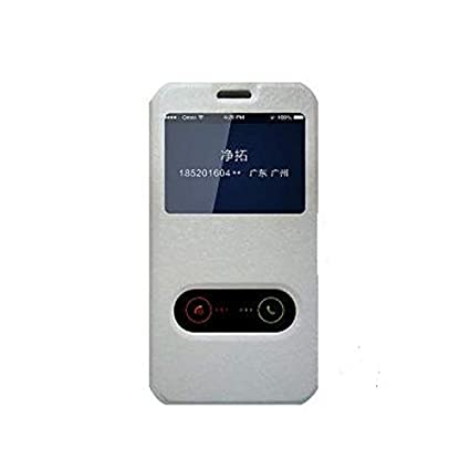 online retailer 5cf96 08dc4 QAWACHH Smart Sensor Flip Cover for Lg G6 (White)